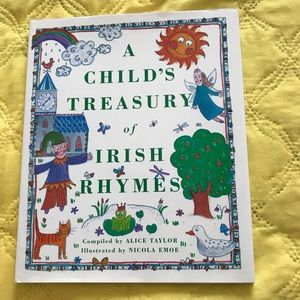 Any3for$21. A Child's Treasury of Irish Rhymes